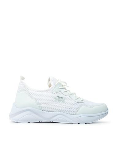 Slazenger Slazenger AIRLINE Koşu & Yürüyüş Erkek Ayakkabı K. Beyaz